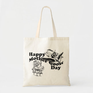 Mother Goose Day Canvas Bags