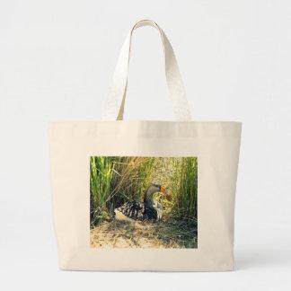 Mother Goose Jumbo Tote Bag