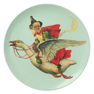 Mother Goose Plate