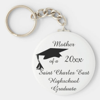 Mother, Grandmother ect. of a 20xx Grad Key Ring