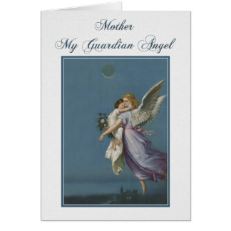 Mother - Guardian Angel Cards