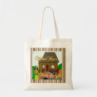Mother Has A Heart of Gold Budget Tote Bag