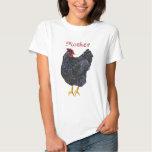 Mother Hen (Barred Rock) T Shirt