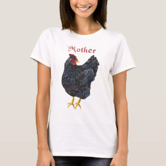 Mother Hen (Barred Rock) T-Shirt