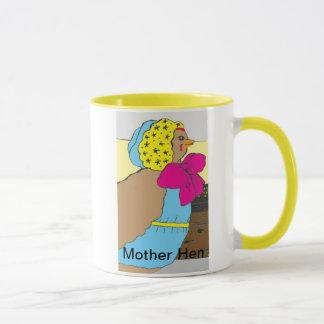 Mother Hen Designer Mug Great Gift or for Yourself