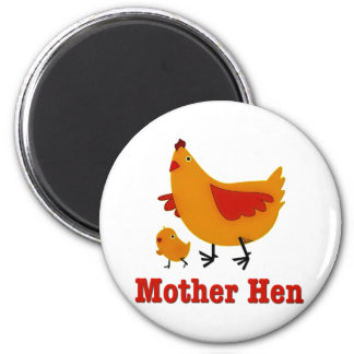 Mother Hen Magnet