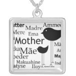 Mother in different Languages Necklace