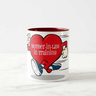 Mother-In-Law in Training Mug
