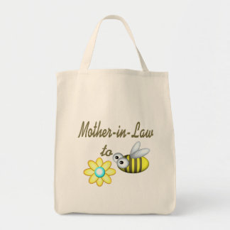 Mother In Law to Bee Tote Bag