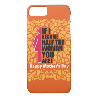 """Mother """"Inspiration"""" iPhone 7 Case"""