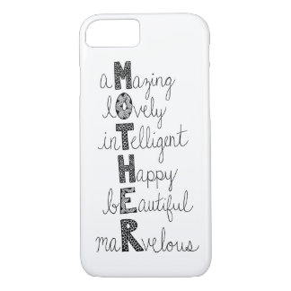 MOTHER iPhone 8/7 CASE