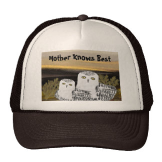 Mother Knows Best Cap
