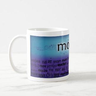 """Mother"" - languages Coffee Mug"