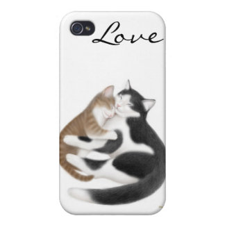 Mother Love Cats Speck Case Cover For iPhone 4