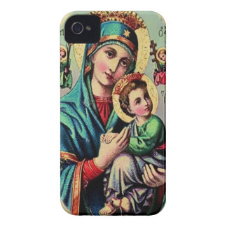 Mother Mary Case-Mate Case iPhone 4 Case-Mate Case