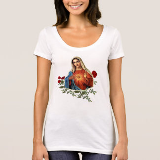 Mother Mary designs T-Shirt