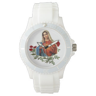 Mother Mary t-shirts Watches