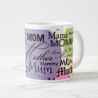 Mother Mom Mum Mama Mommy Jumbo Mug