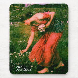 Mother Mouse Pad