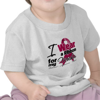 Mother - Multiple Myeloma Ribbon Tee Shirts