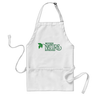 Mother Nature Approved Standard Apron