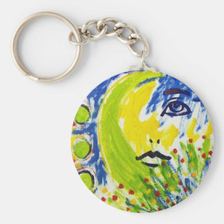 Mother Nature Keychain