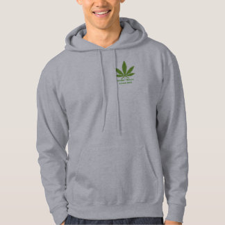 Mother Nature knows best - Cannabis Hoodie