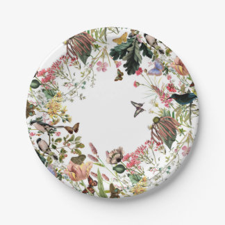 MOTHER NATURE PAPER PLATE