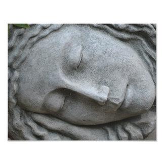 Mother Nature Sleeping Art Photo