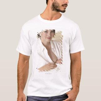 Mother nursing baby T-Shirt