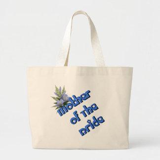 Mother Of Bride Cute Wedding Bridal Tote Bag