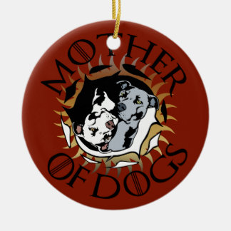 Mother Of Dogs Ornament