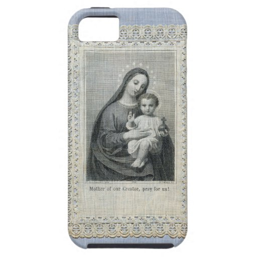Mother of Our Creator iPhone 5 Cover