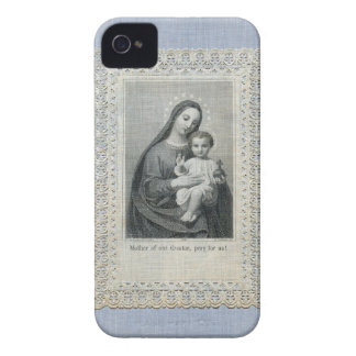 Mother of Our Creator iPhone 4 Covers