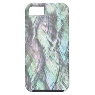 MOTHER OF PEARL Blue Print Tough Xtreme iPhone 5 iPhone 5 Case