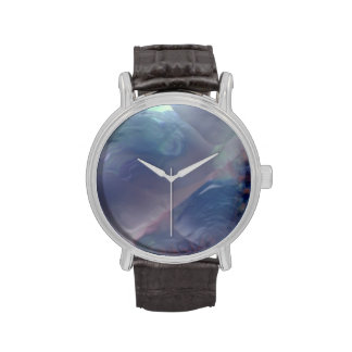 Mother of Pearl Effect Watch