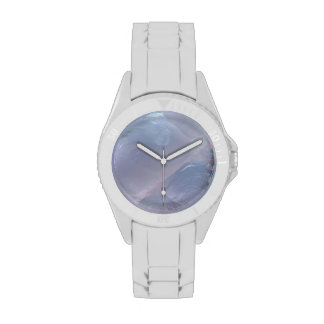 Mother of Pearl Effect Wrist Watch