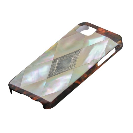 mother of pearl i-phone case for the iPhone