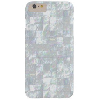 Mother Of Pearl Mosaic Barely There iPhone 6 Plus Case