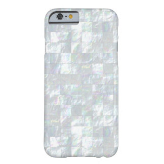 Mother Of Pearl Mosaic iPhone 6 Case