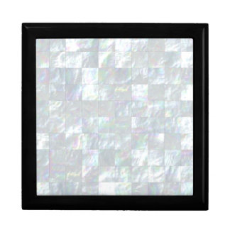 Mother Of Pearl Mosaic Gift Box
