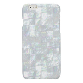 Mother Of Pearl Mosaic iPhone 6 Plus Case