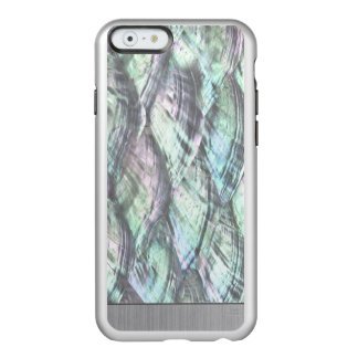 MOTHER OF PEARL Print Blue Feather® Shine iPhone 6 Incipio Feather® Shine iPhone 6 Case