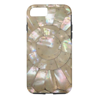MOTHER OF PEARL PRINT Coppernail iPhone 7 Case