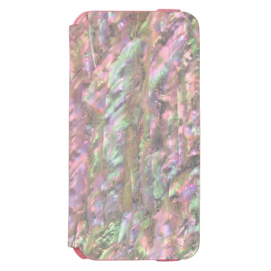 MOTHER OF PEARL PRINT Pink Incipio Watson™ iPhone