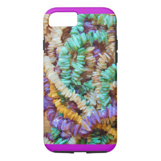 Mother of Pearl/Shell Beads Apple IPhone Case
