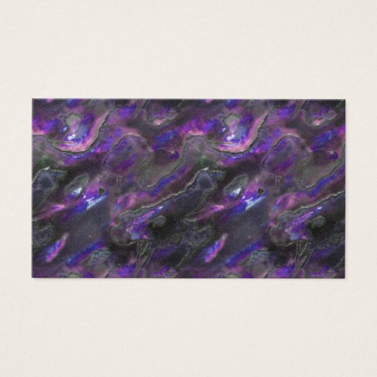 Mother Of Pearl Texture Purple Photo Pattern Business