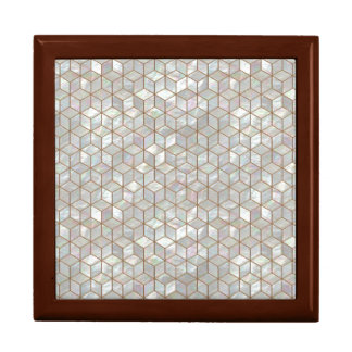 Mother Of Pearl Tiles Gift Box