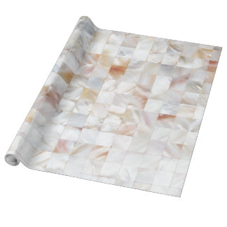 Mother of Pearl Wrapping Paper