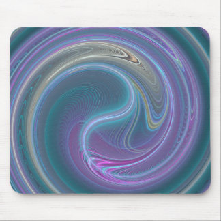 Mother Of Swirl Mouse Mat